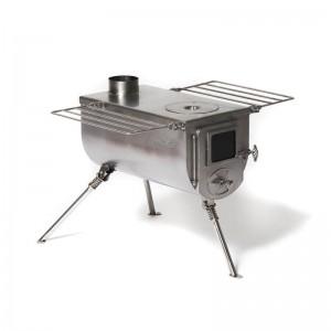【山野賣客】Camp Land ST985L 英式威力爐 英式威力爐 英式煙囪柴爐 燒柴爐 柴火爐 Petromax Loki 同廠 WINNERWELL 910201