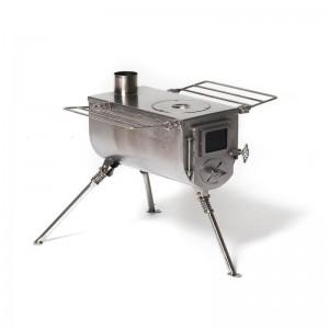 【山野賣客】Camp Land ST985M  英式威力爐 英式煙囪柴爐 燒柴爐 柴火爐 Petromax Loki 同廠 WINNERWELL 910202