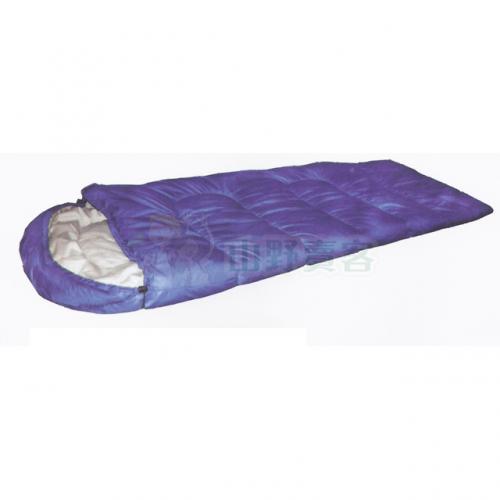 【山野賣客】Lirosa 吉諾佳 / AS053 Travel Soft中空纖維睡袋 人造纖維 附帽蓋 拉鍊可全開